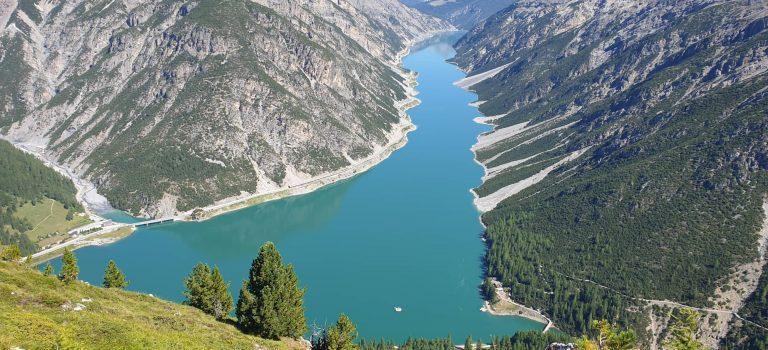 Iz K24 preko Dolomitov v Livigno